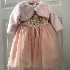 Party or baptism dress.  Brand new.